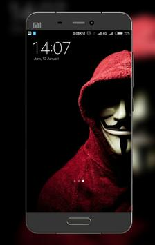 Anonymous Wallpaper screenshot 2