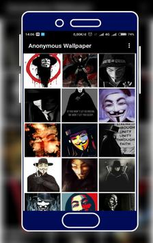 Anonymous Wallpaper screenshot 4