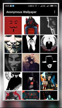 Anonymous Wallpaper screenshot 6