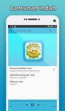 Surat Yasin Mp3 Offline - Teks Arab & Terjemahan apk screenshot