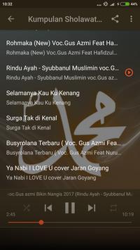 Kumpulan Sholawat Hafidzul Ahkam lengkap Offline screenshot 2
