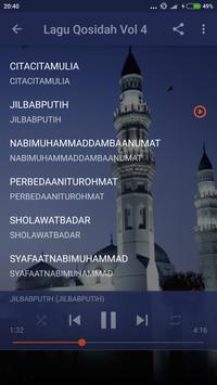 Lagu Qasidah Mp3 Lengkap screenshot 4