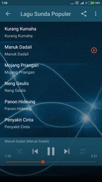 Kumpulan Lagu Sunda Offline screenshot 3