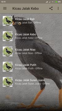 Suara Burung Jalak Kebo Gacor screenshot 1