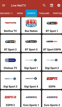 Live NetTV Sport for Android - APK Download