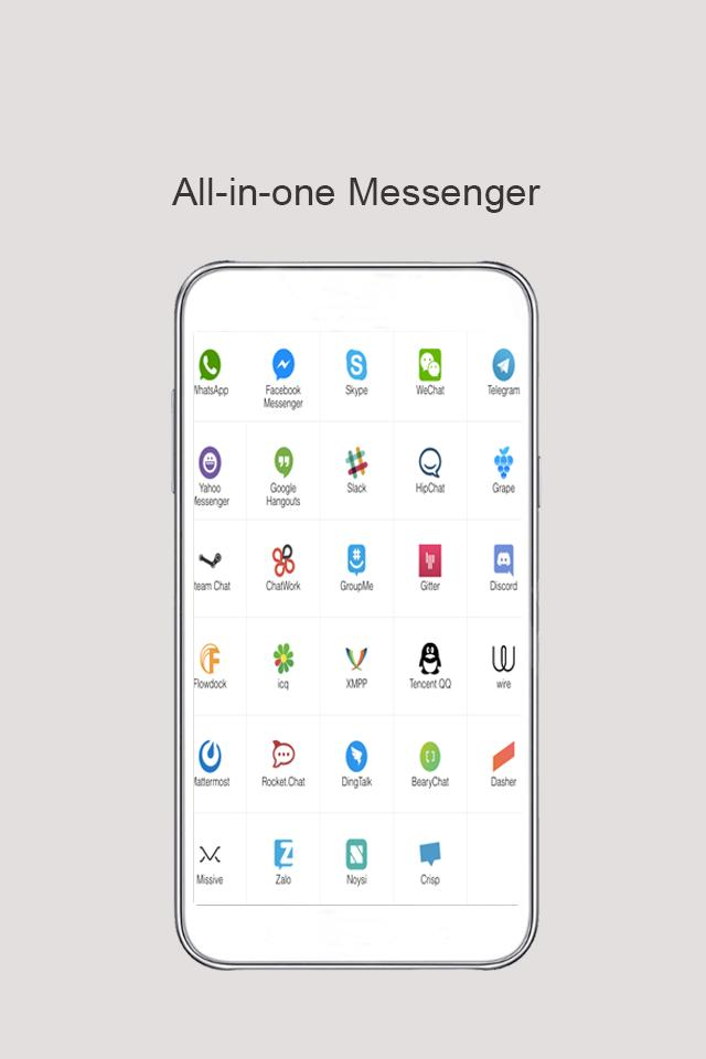 All in One Messenger Apps for Android - APK Download