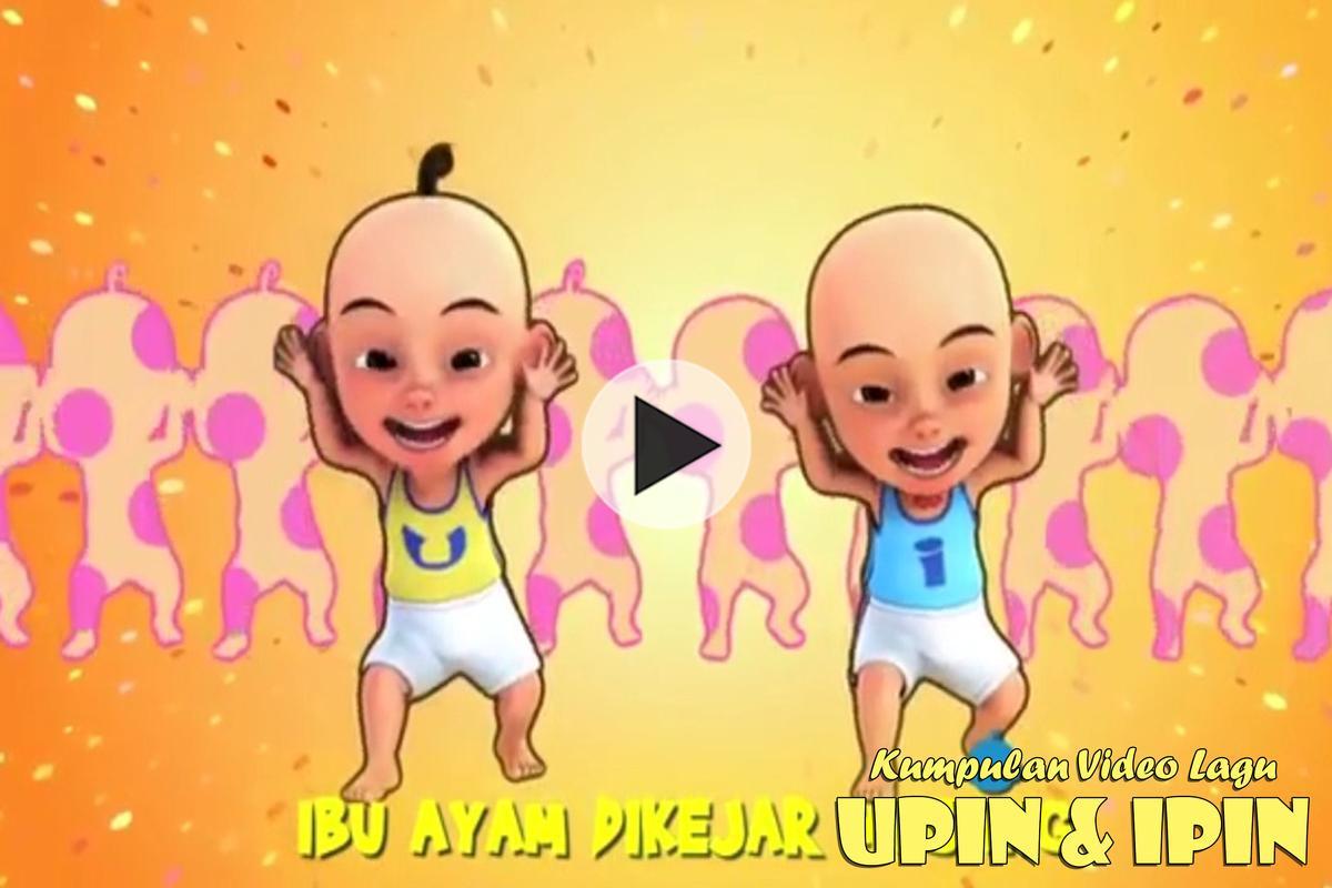 Video Upin Ipin 2018 Terbaru Flasdisk 16 Gb Bonus 260 Dan Lagu Screenshot 8