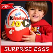 Surprise Eggs Toy Video icon
