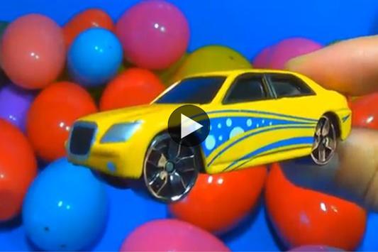 Surprise Eggs Toy Video screenshot 3