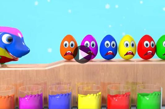 Surprise Eggs Toy Video screenshot 4