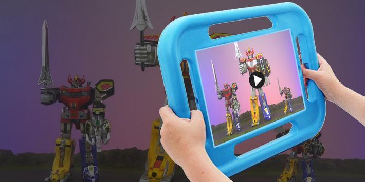 Power Rangers Dino Charge screenshot 9