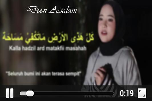 Download video nisa sabyan