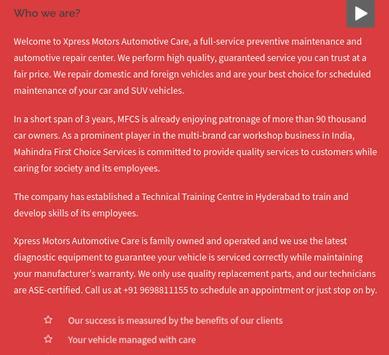 Xpress Motors apk screenshot