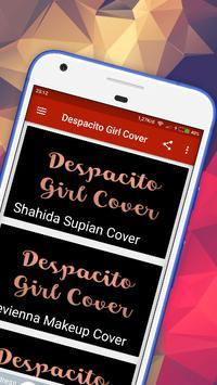 Despacito Girl Cover apk screenshot