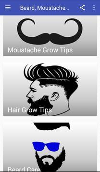 Beard, Moustache And Hair Tips screenshot 7