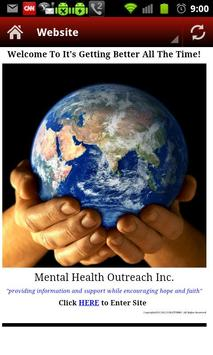 Mental Health Services apk screenshot