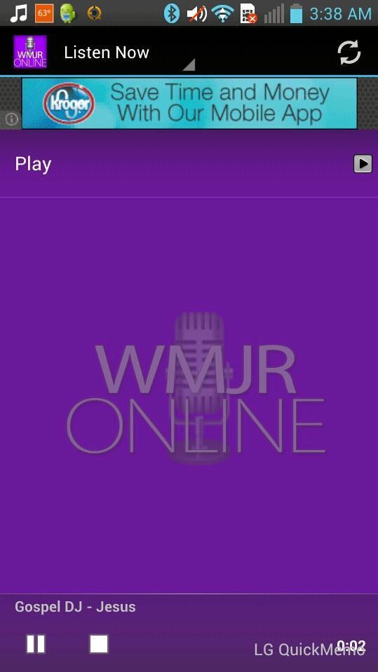 WMJR Gospel Jazz Radio for Android - APK Download