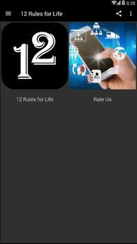 12 Rules for Life screenshot 1
