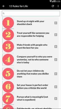 12 Rules for Life screenshot 2
