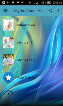Myths About Alzheimer's Disease screenshot 1