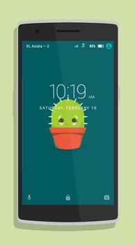 Cute Cactus Wallpaper screenshot 7