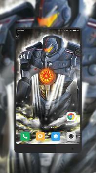 Jaegers Wallpaper poster