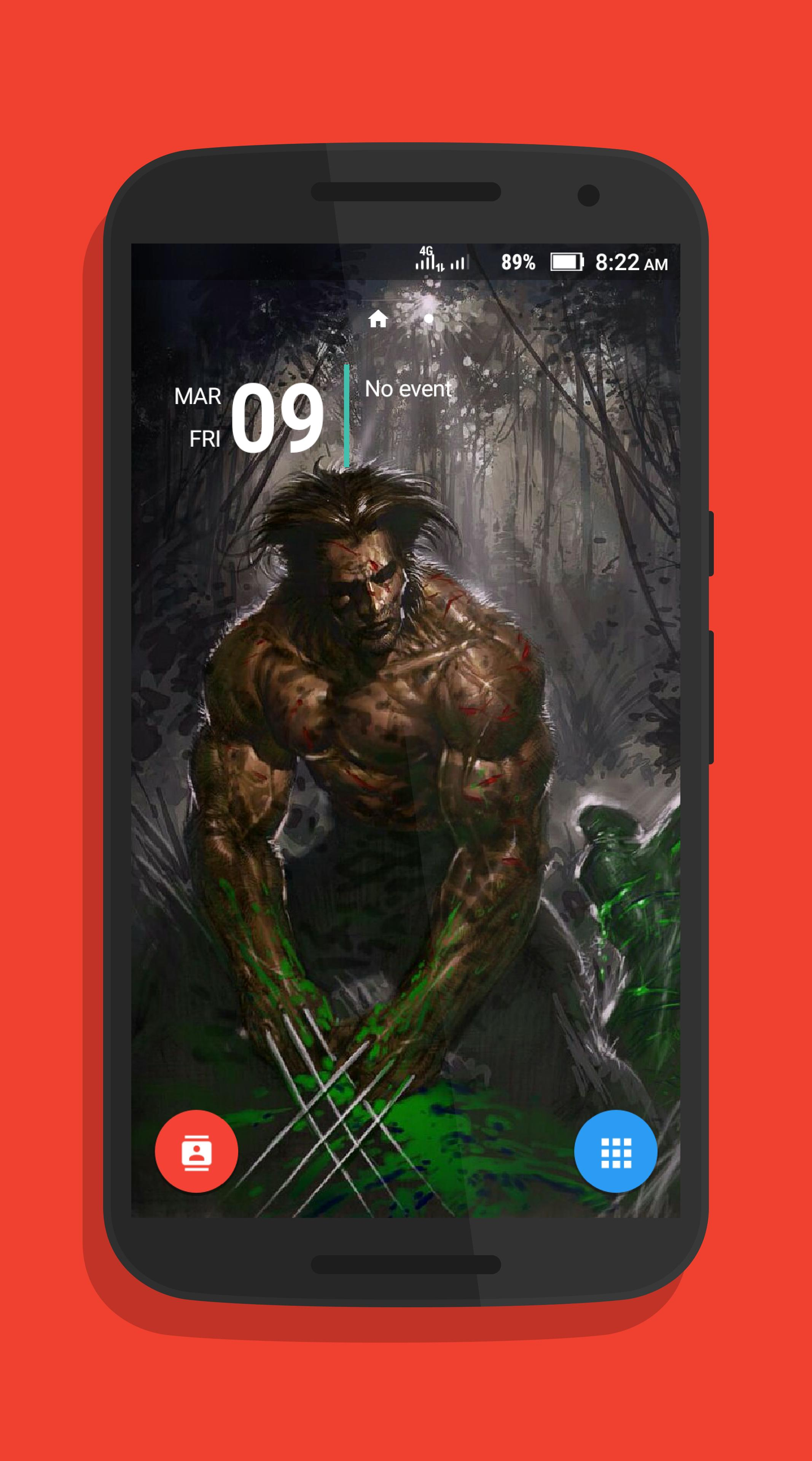 Weapon X Wallpaper For Android Apk Download