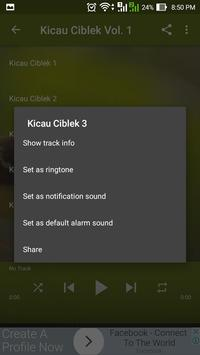Kicau Ciblek screenshot 3