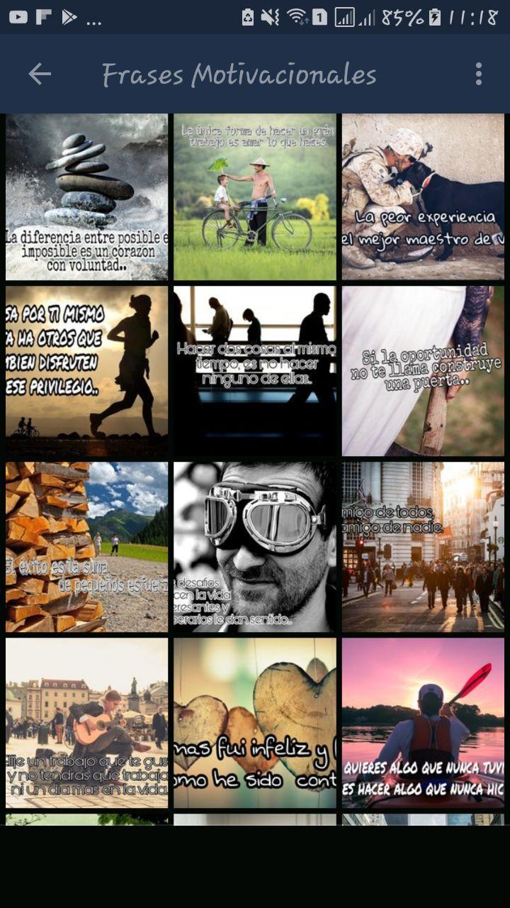 Frases De Motivación Pour Android Téléchargez Lapk