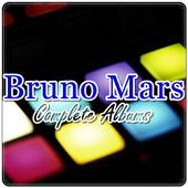 Bruno Mars icon
