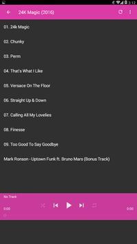 Bruno Mars screenshot 2