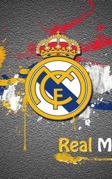 Madridlogo Wallpaper poster
