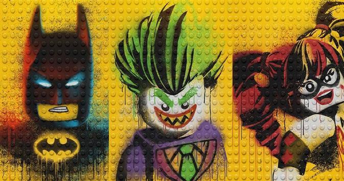 Lego Bat Wallpaper screenshot 3