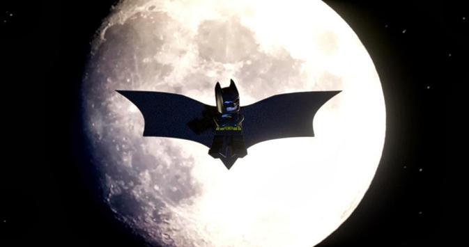 Lego Bat Wallpaper screenshot 1