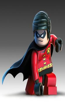 Lego Bat Wallpaper screenshot 7