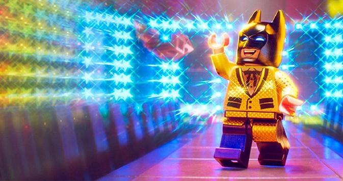 Lego Bat Wallpaper screenshot 4
