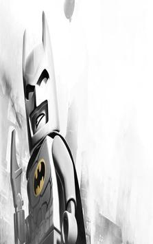 Lego Bat Wallpaper screenshot 5