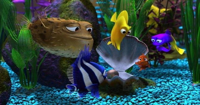 Nemo HD Wallpaper poster