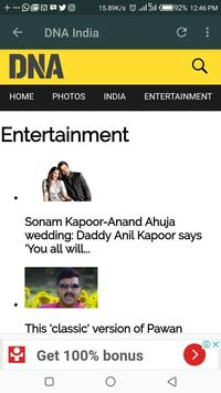 Indian Entertainment News poster