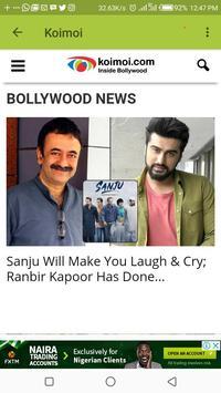 Indian Entertainment News screenshot 5