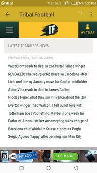 Football News and Updates screenshot 3