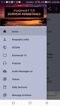 Prophet T B Joshua Ministries - SCOAN Sermons for Android - APK Download