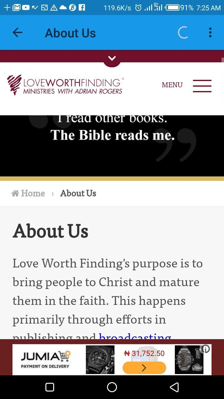 Adrian Rogers Sermons - Love Worth Finding for Android - APK Download