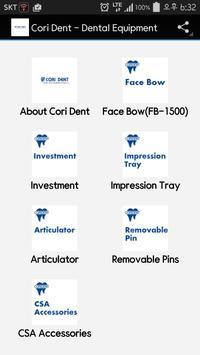 CORIDENT - Dental Equipment poster