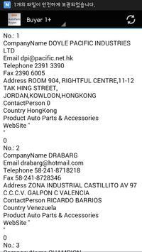 Automobile Parts Importer(New) screenshot 2