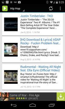 Music Videos screenshot 1