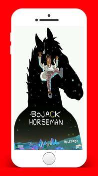 Bo Jack Horse Wallpaper screenshot 1