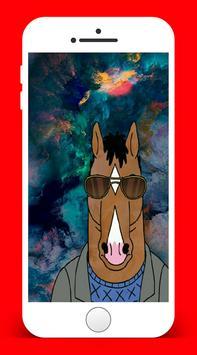 Bo Jack Horse Wallpaper screenshot 2