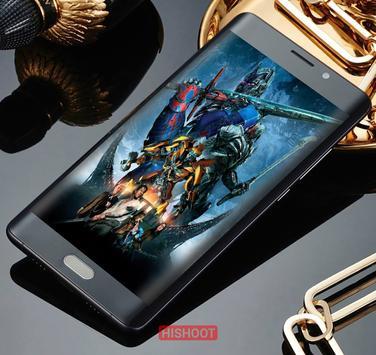 Optimus vs Megatron Wallpaper screenshot 2