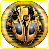 Bumble Bee Fight Wallpaper icon
